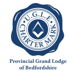 Chartermark logos_Provincial Grand Lodge of Bedfordshire