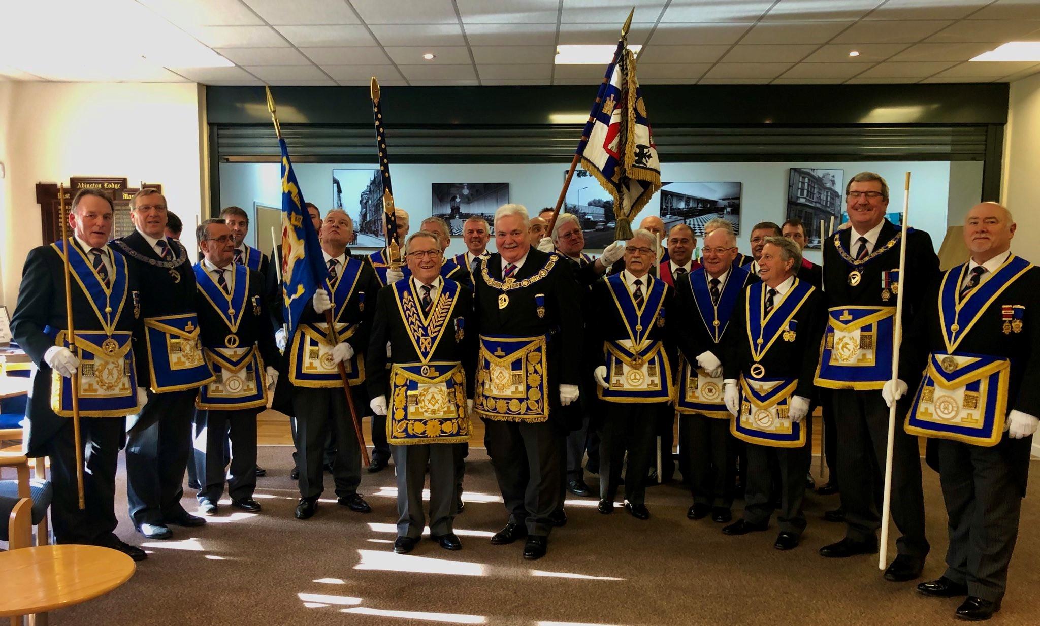 Lovells Bury Lodge Centenary Meeting