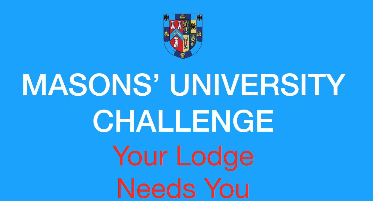 Masons' University Challenge