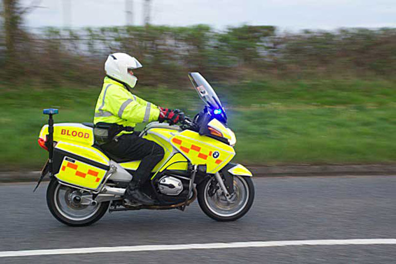 New role for Blood Bikers