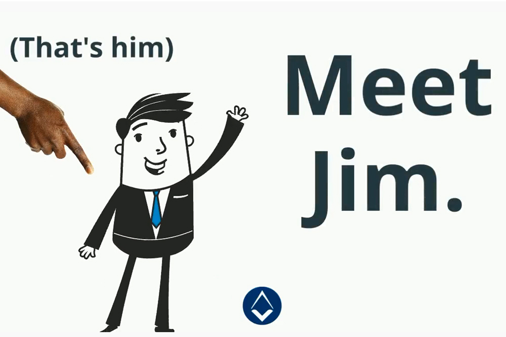 Be like Jim – 'Call a mate'