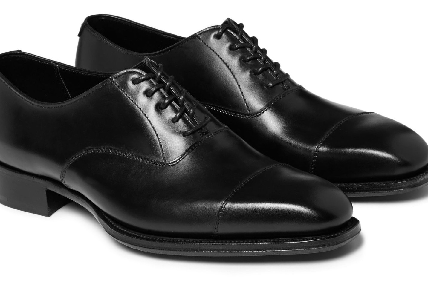 The Old Black Shoes