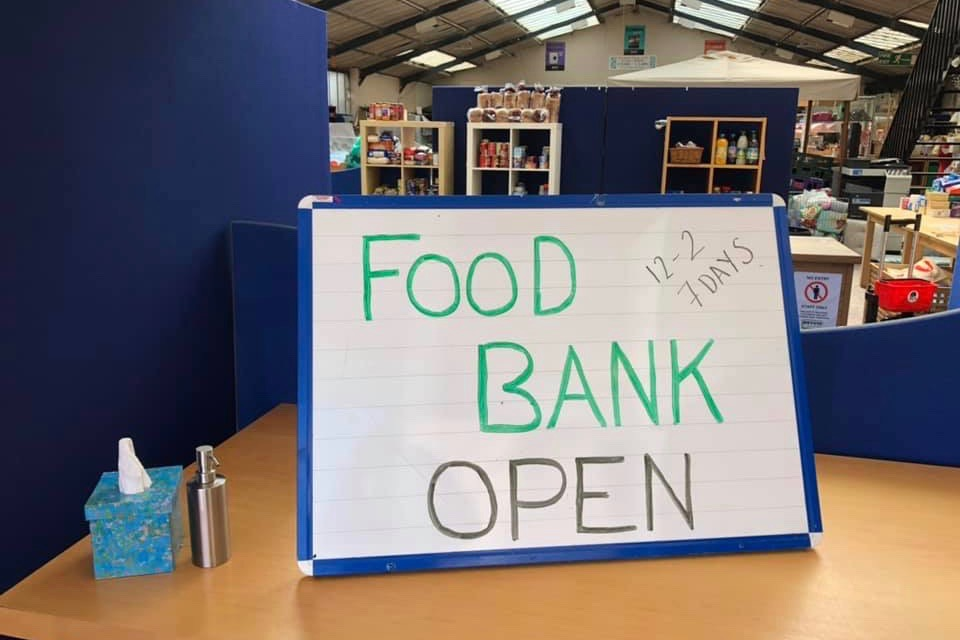Stockwood Supports Food Banks