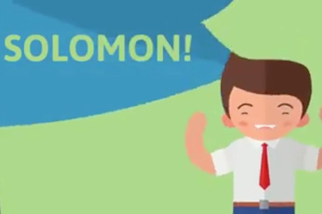 The Wisdom of Using Solomon