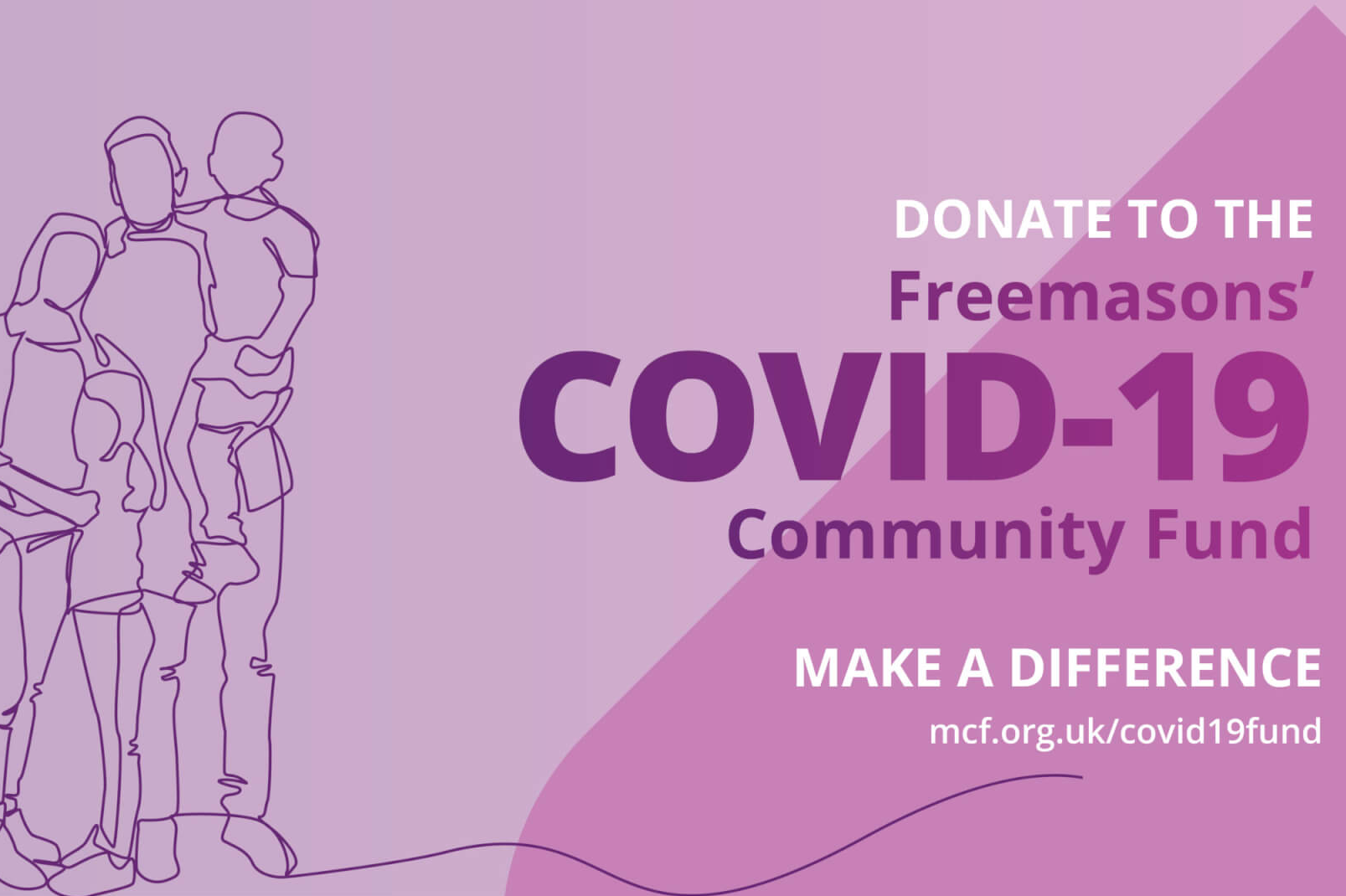 COVID-19 Community Fund Stands at £833,987