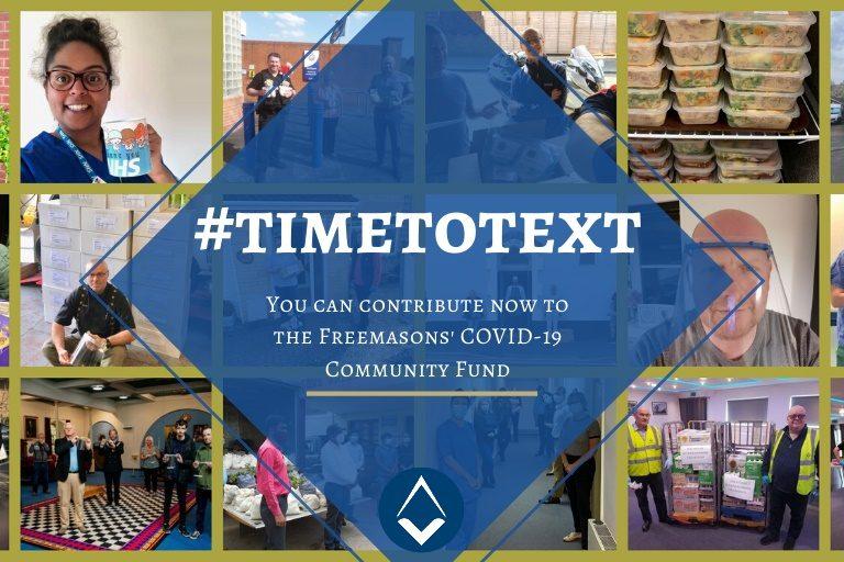 #TIMETOTEXT