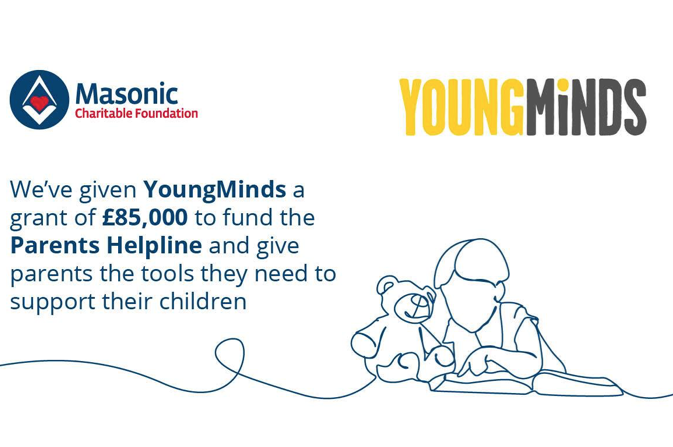 £85,000 for Young Minds
