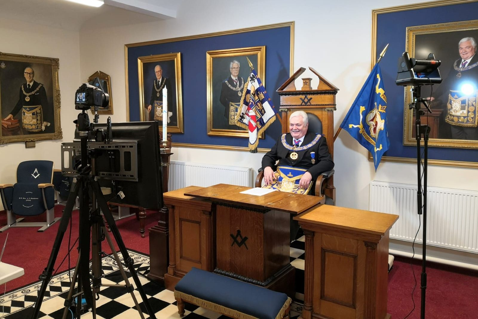 PGM's Virtual Provincial Address