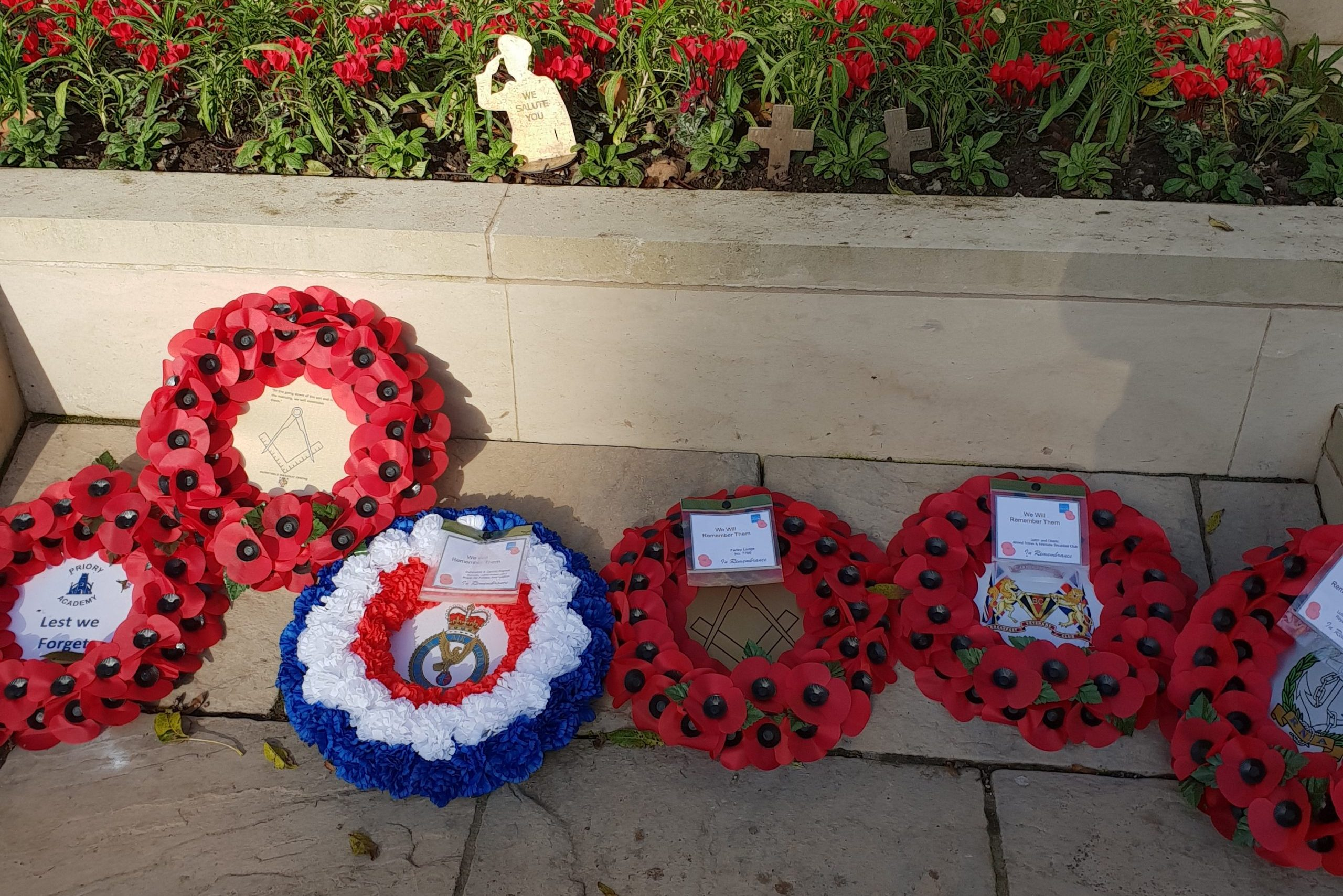 Bedfordshire Remembering