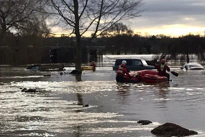 Bedfordshire Flooding