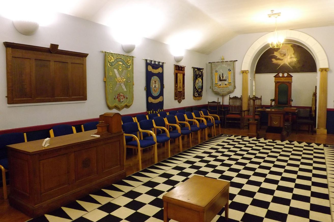 Around the Province – St Andrew's Rooms, Biggleswade