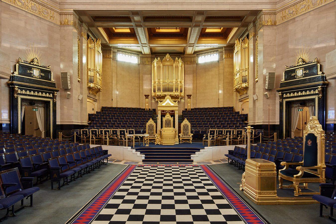Concerts at Freemasons Hall