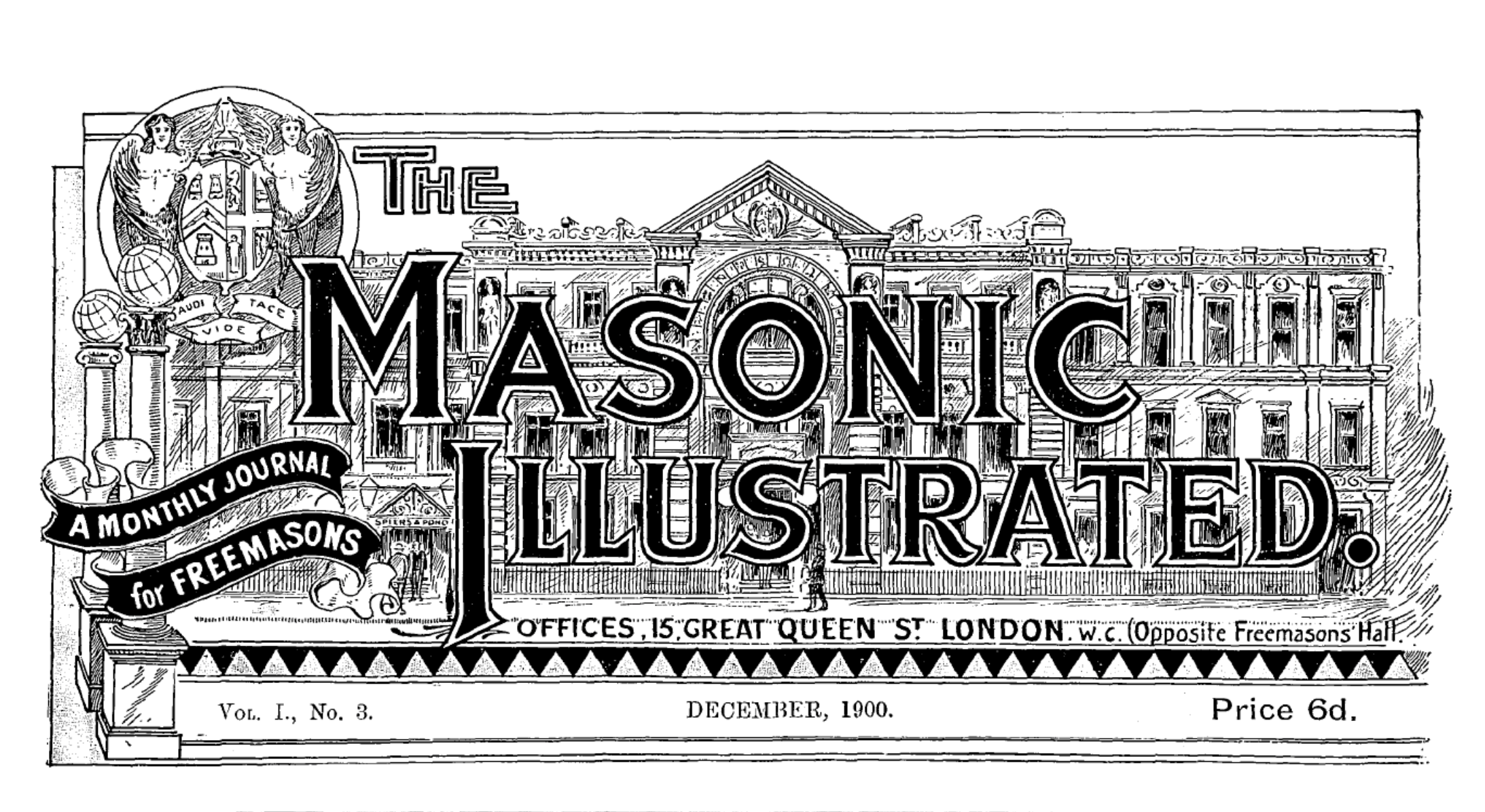 Masonic Periodicals Online