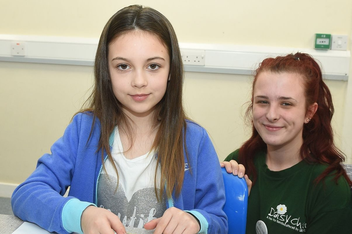 £57,000 for Daisy Chain