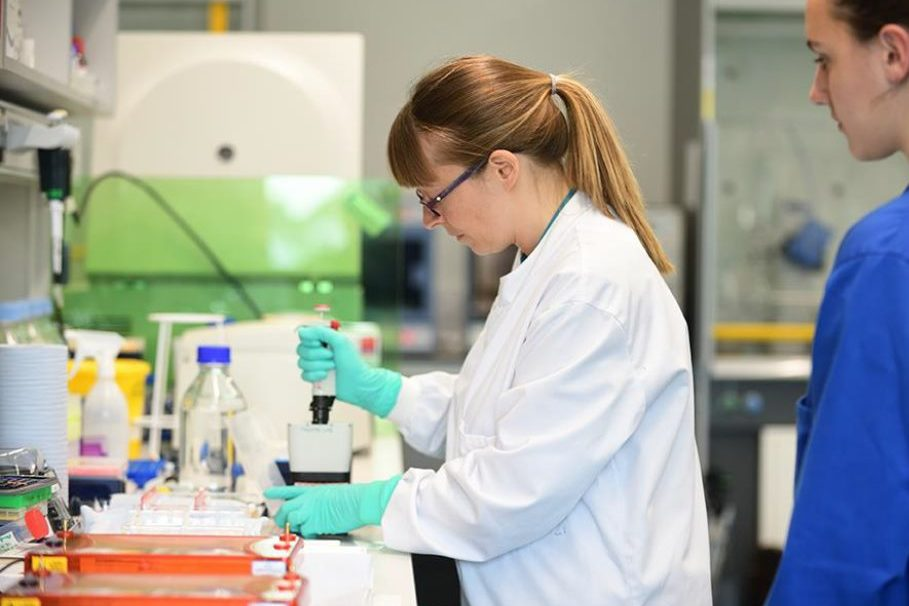 MCF's Medical Research Studentships