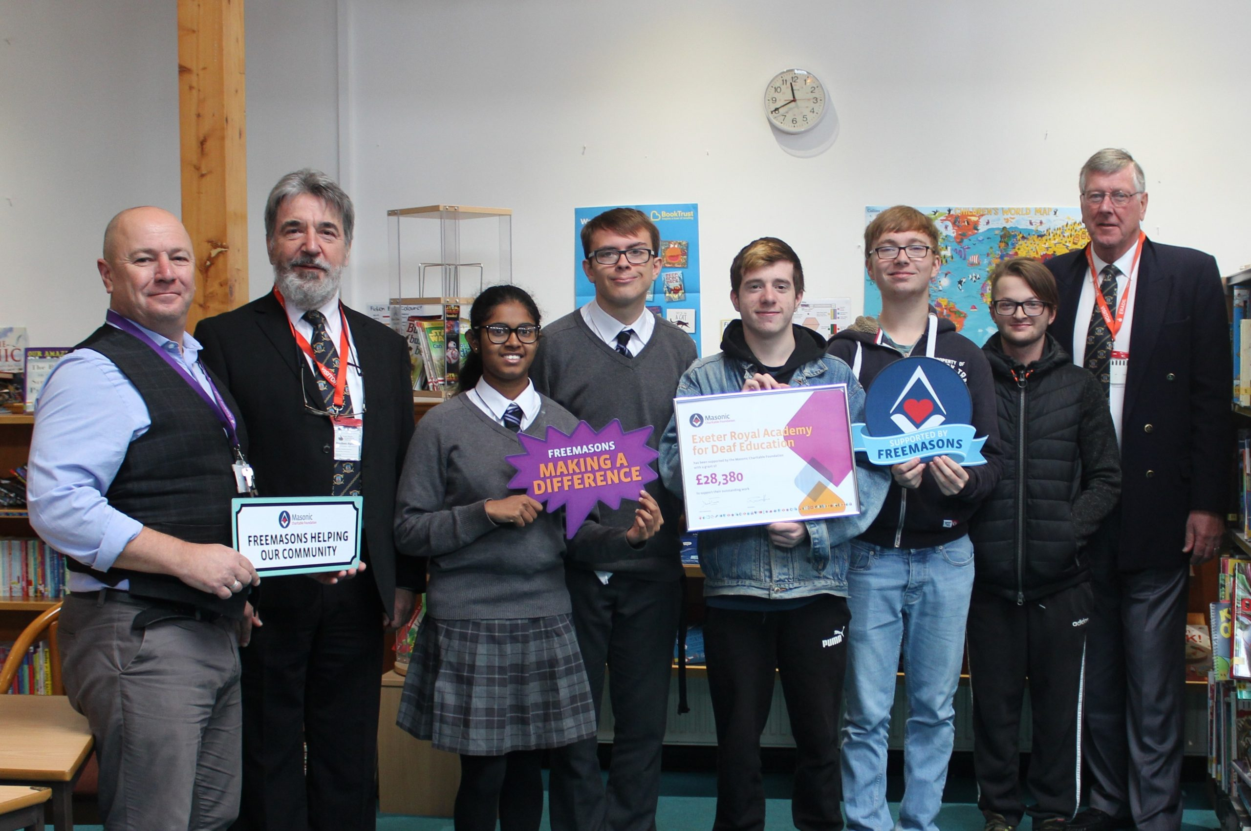 MCF's Large Charity Grants Open