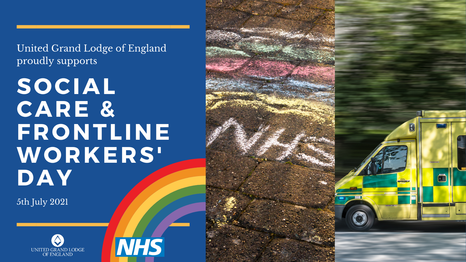 NHS Social Care and Frontline Workers' Day