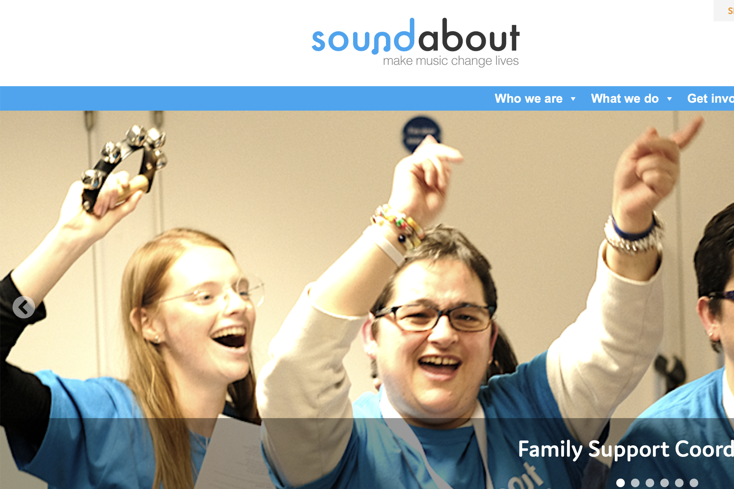 MCF Supporting Soundabout