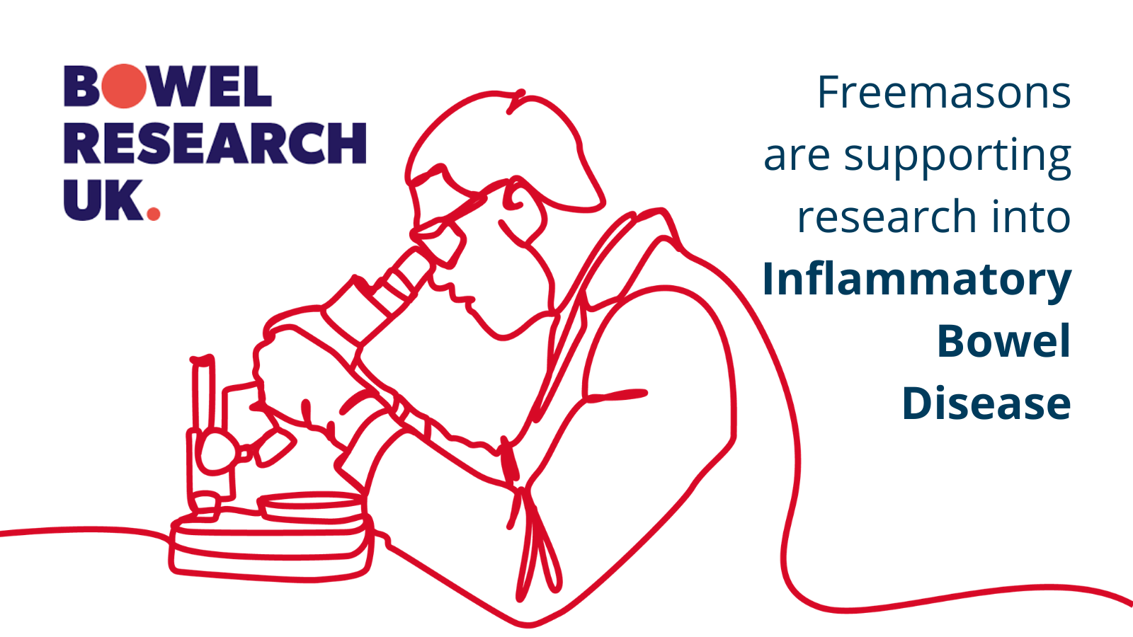 Support for Bowel Research UK