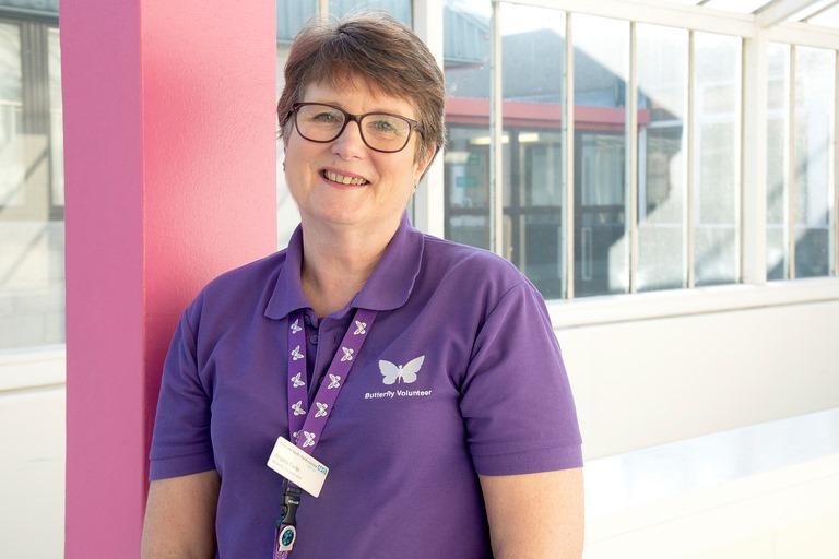 £60,000 Grant for Hospital Volunteers