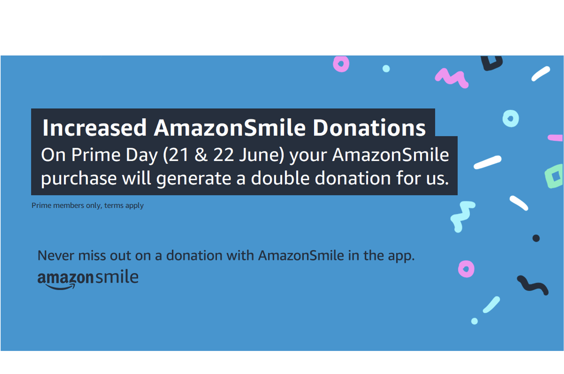Smile More On Prime Day