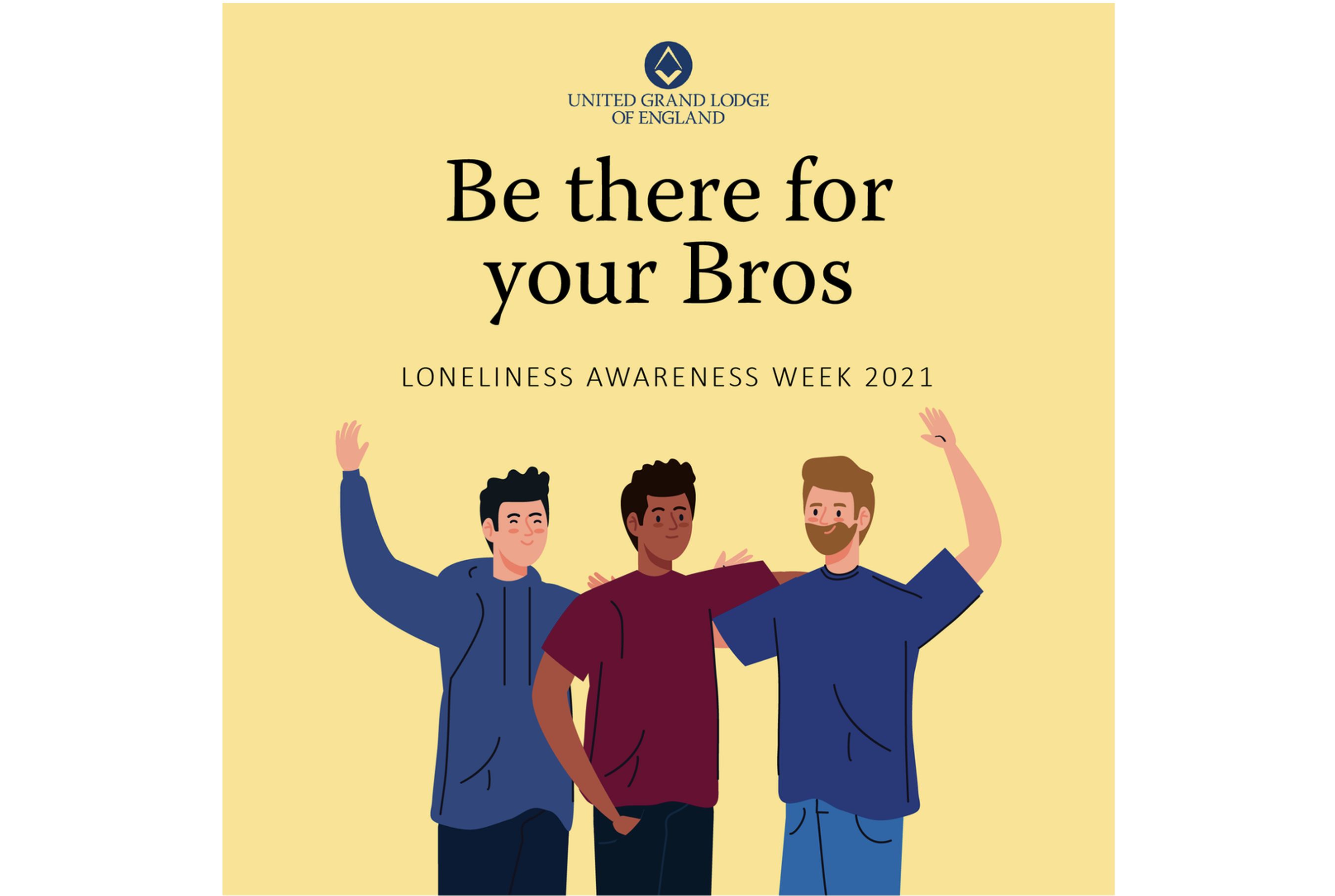 Be There for your Bros