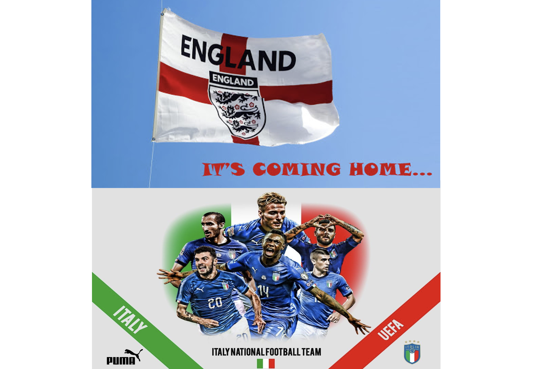 It's Coming Home to Bedfordshire