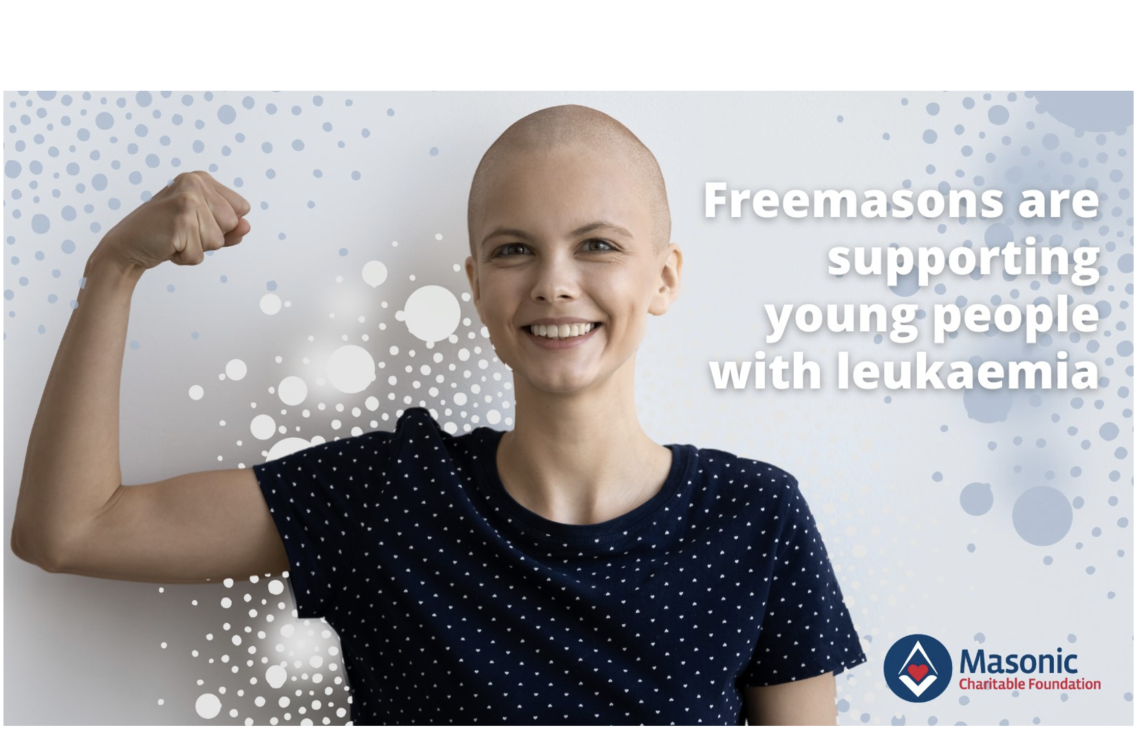 Freemasons Supporting Young People with Leukaemia