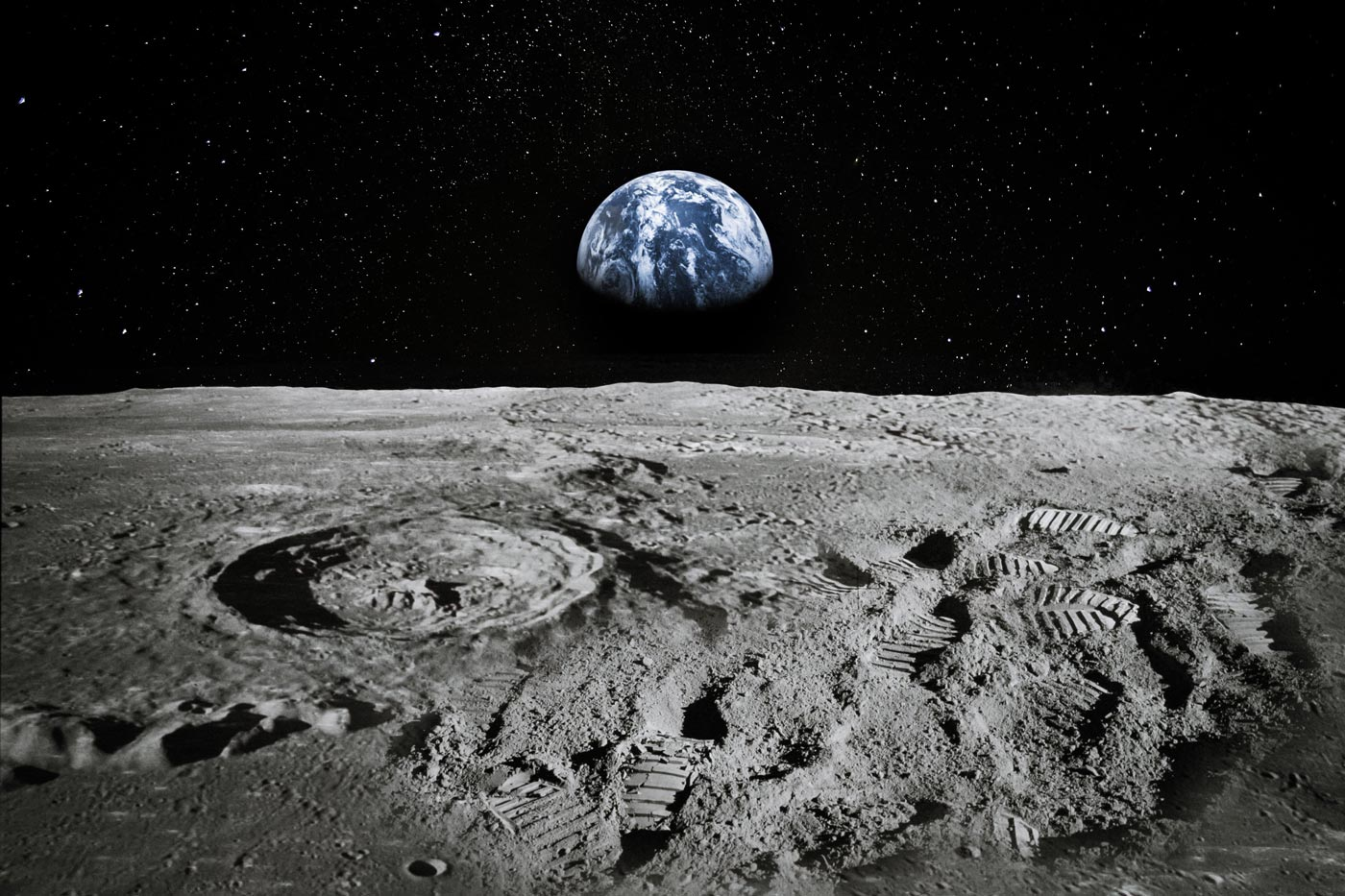 Did you know there's a Masonic Lodge on the Moon?