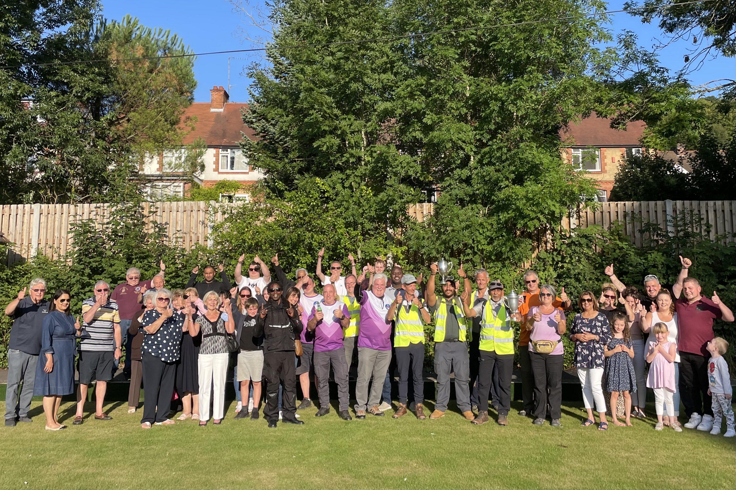 Universities Walk – First Leg Across Bedfordshire