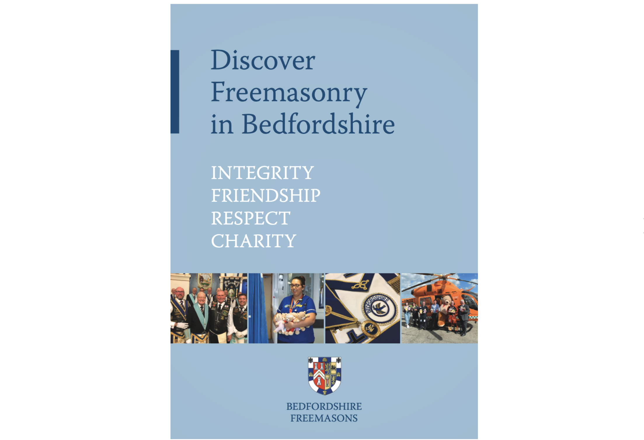 Discover Freemasonry in Bedfordshire