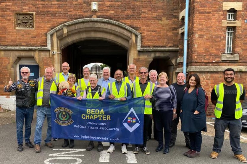 Universities Walk – Day Three Across Bedfordshire