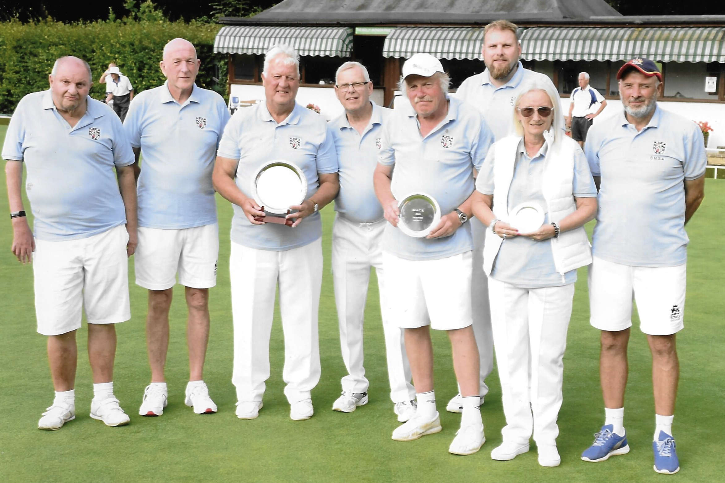 Success Again for the Bedfordshire Bowlers
