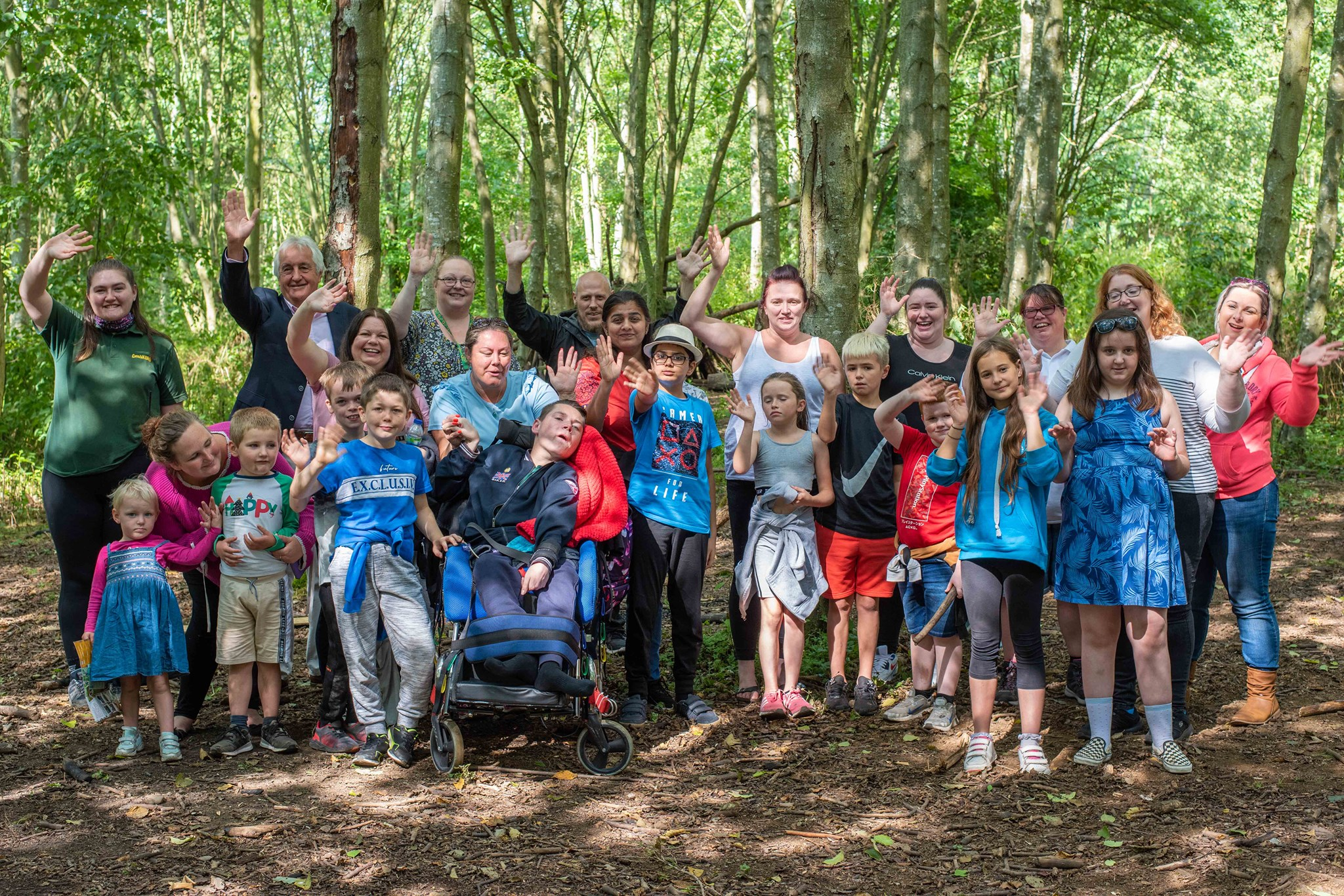 £150,000 to Support Families with Disabled Children
