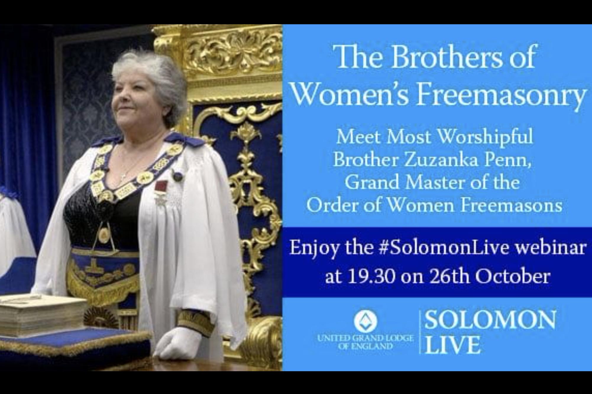 The Brothers of Women's Freemasonry